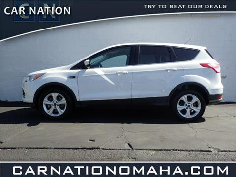 2016 Ford Escape for sale in Omaha NE