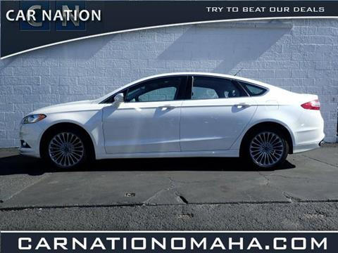 2015 Ford Fusion for sale in Omaha NE
