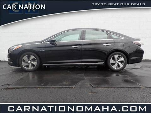2016 Hyundai Sonata Hybrid for sale in Omaha NE