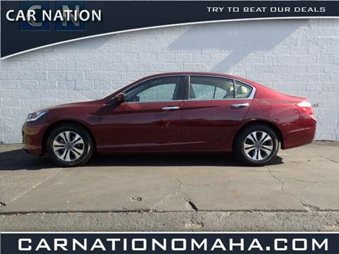 2014 Honda Accord for sale in Omaha NE