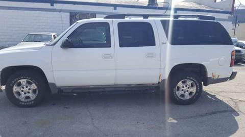 2001 Chevrolet Suburban for sale in Stuart, IA