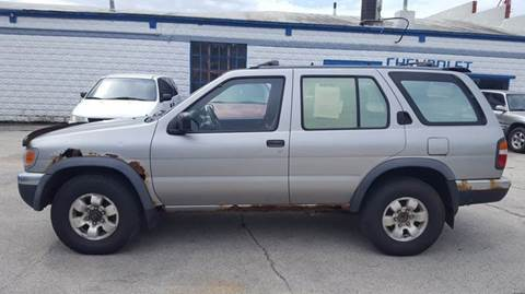 1999 Nissan Pathfinder for sale in Stuart, IA