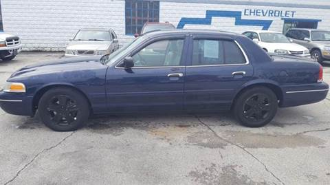 Ford Crown Victoria For Sale In Iowa Carsforsalecom - 2004 crown victoria
