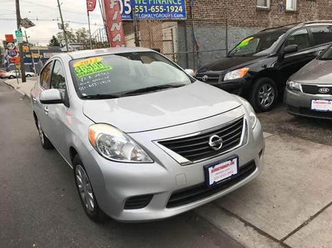 2012 Nissan Versa for sale in Jersey City, NJ