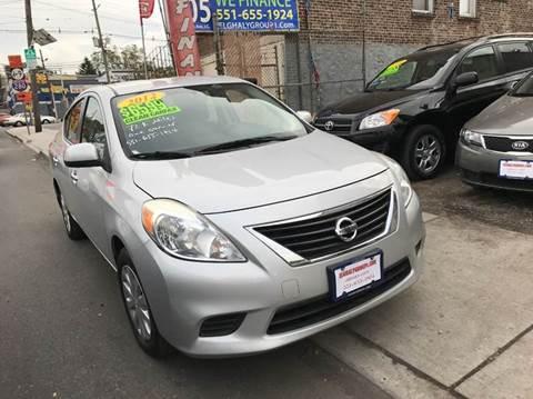 2012 Nissan Versa for sale in Jersey City, NJ