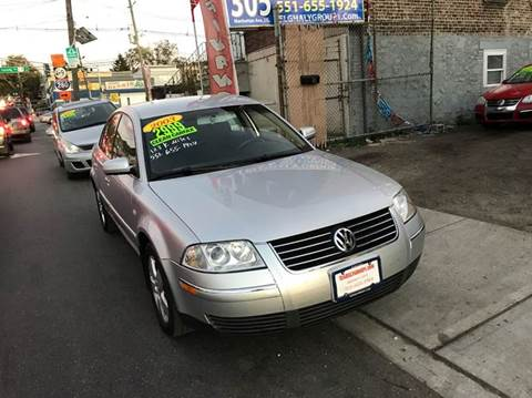 2003 Volkswagen Passat for sale in Jersey City, NJ