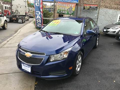 Lovely 2012 Chevrolet Cruze For Sale In Jersey City, NJ
