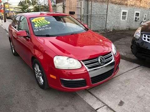 2007 Volkswagen Jetta for sale in Jersey City, NJ