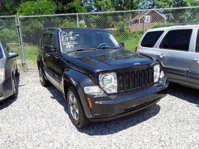 2008 Jeep Liberty 4x4 Sport 4dr SUV   Staten Island NY