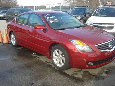 2007 Nissan Altima for sale in Staten Island, NY