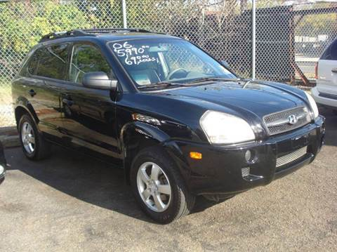 2006 Hyundai Tucson for sale in Staten Island, NY