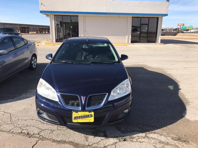 2009 Pontiac G6 for sale in Wichita Falls, TX