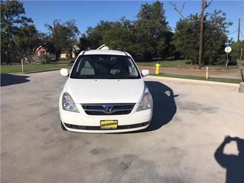 2008 Hyundai Entourage for sale in Wichita Falls, TX