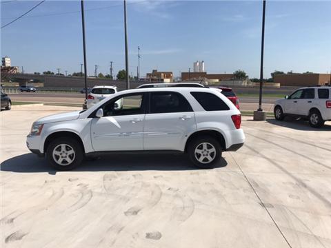 2008 Pontiac Torrent for sale in Wichita Falls, TX