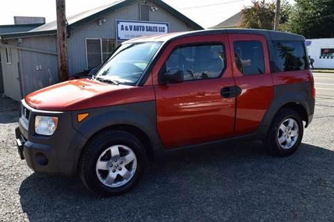 2003 Honda Element for sale in Marysville, WA