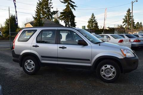 2006 Honda CR-V for sale in Marysville, WA