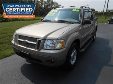 2003 Ford Explorer Sport Trac for sale in York, PA