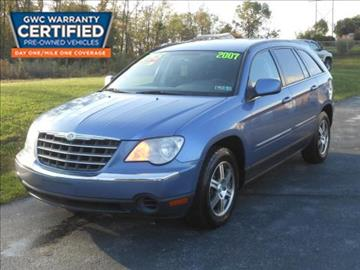 2007 Chrysler Pacifica for sale in York, PA