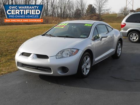 2007 Mitsubishi Eclipse For Sale In York Pa Carsforsale
