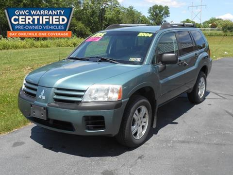 2004 Mitsubishi Endeavor for sale in York PA