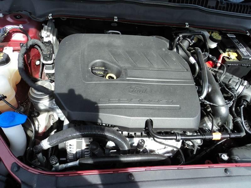 2014 Ford Fusion SE 4dr Sedan - Topeka KS