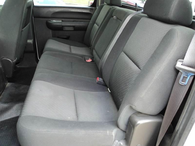 2013 Chevrolet Silverado 1500 4x4 LT 4dr Crew Cab 5.8 ft. SB - Topeka KS