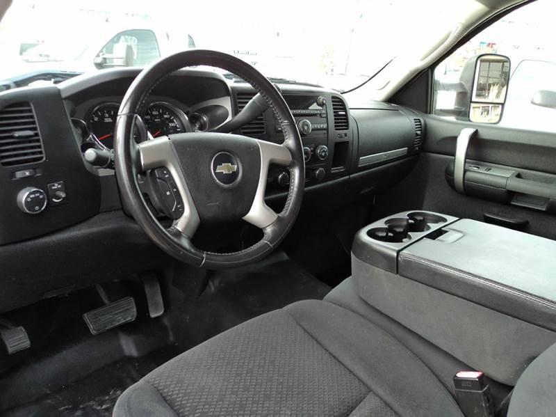 2008 Chevrolet Silverado 1500 4WD LT1 4dr Extended Cab 6.5 ft. SB - Topeka KS