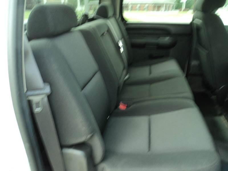 2011 Chevrolet Silverado 1500 4x4 LT 4dr Crew Cab 5.8 ft. SB - Topeka KS