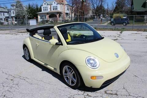 2005 Volkswagen New Beetle for sale in Philadelphia, PA