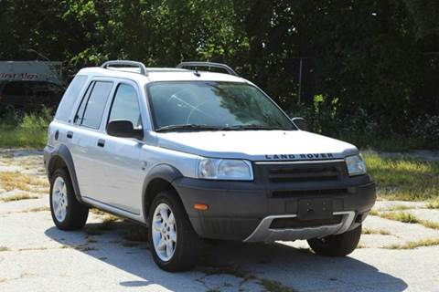2002 Land Rover Freelander for sale in Philadelphia, PA