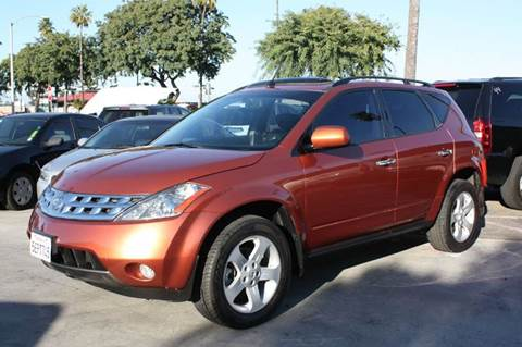 2003 Nissan Murano for sale in Anaheim, CA