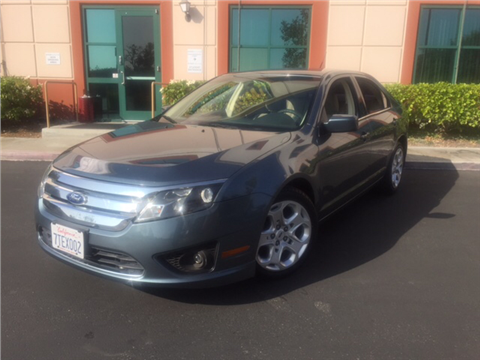 2011 Ford Fusion for sale in Anaheim, CA