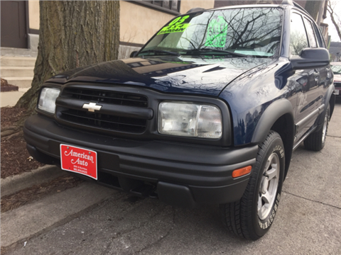 2003 Chevrolet Tracker for sale in Milwaukee, WI