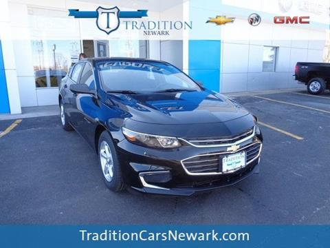 2017 Chevrolet Malibu for sale in Newark NY