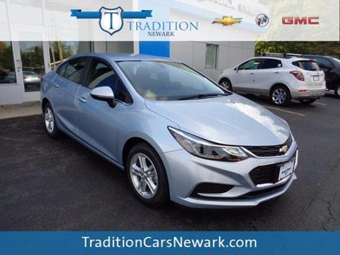 2018 Chevrolet Cruze for sale in Newark NY