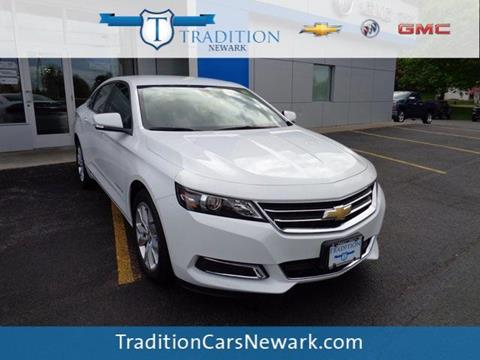 2017 Chevrolet Impala for sale in Newark NY