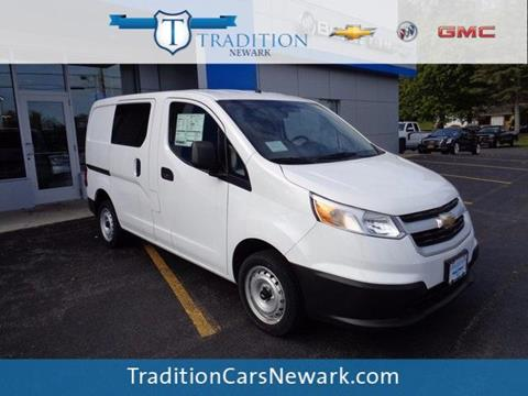 2017 Chevrolet City Express Cargo for sale in Newark, NY