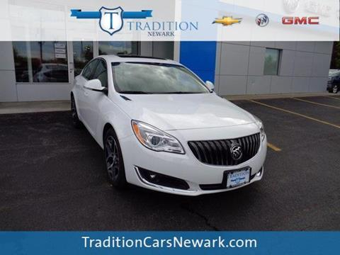2017 Buick Regal for sale in Newark NY