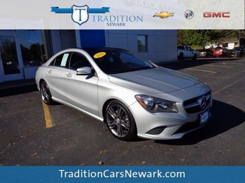 2015 Mercedes-Benz CLA for sale in Newark, NY