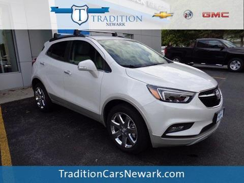 2018 Buick Encore for sale in Newark NY