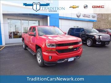 2017 Chevrolet Silverado 1500 for sale in Newark, NY