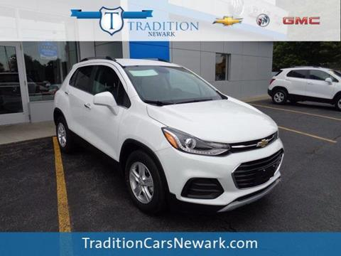 2017 Chevrolet Trax for sale in Newark, NY