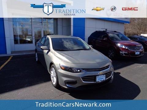 2017 Chevrolet Malibu for sale in Newark NY