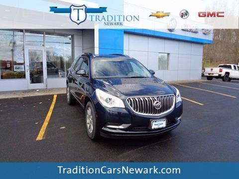 2017 Buick Enclave for sale in Newark, NY
