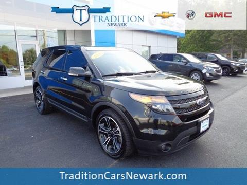 2014 Ford Explorer for sale in Newark, NY