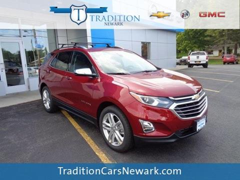 2018 Chevrolet Equinox for sale in Newark NY