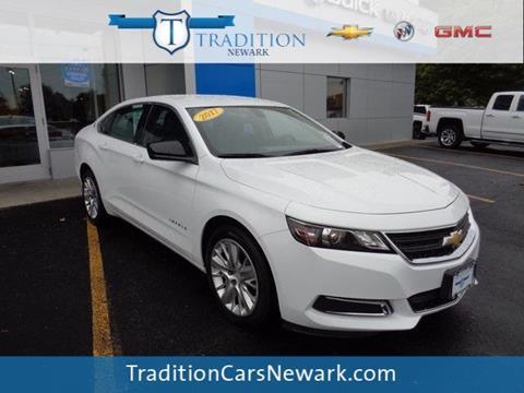 2017 Chevrolet Impala for sale in Newark NY