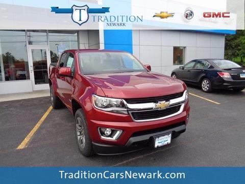 2017 Chevrolet Colorado for sale in Newark NY