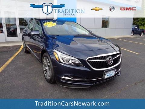 2017 Buick LaCrosse for sale in Newark NY