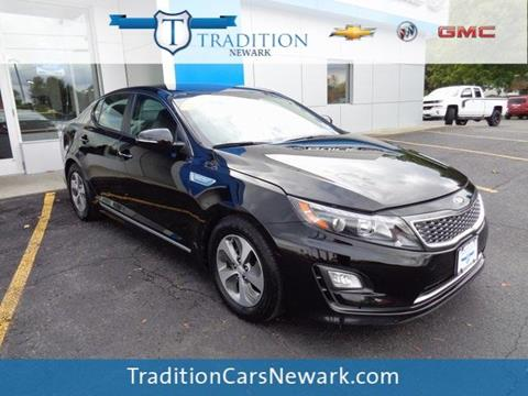 2014 Kia Optima Hybrid for sale in Newark NY